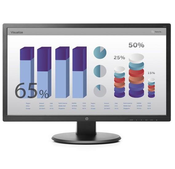 HP V197 - 18.5 Inch LED / 5ms / D-Sub / DVI-D - Monitor,V5J61AA