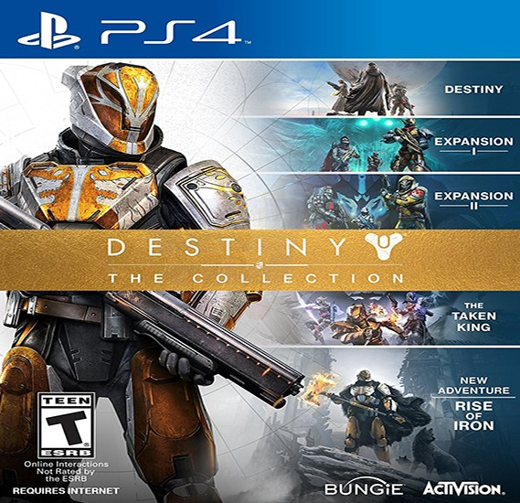 Activision Blizzard Inc Destiny Collection For PS4