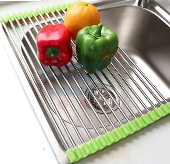 Stainless steel drain Rack BY-443
