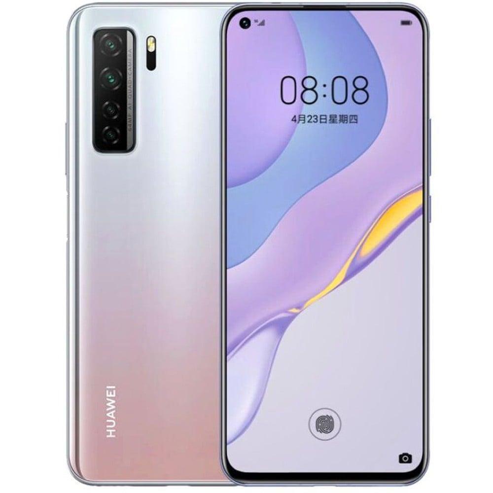 Huawei Nova 7 SE Dual SIM, 8GB RAM 128GB 5G LTE, Space Silver