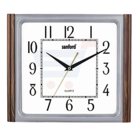 Sanford Analog Wall Clock - SF1453WC