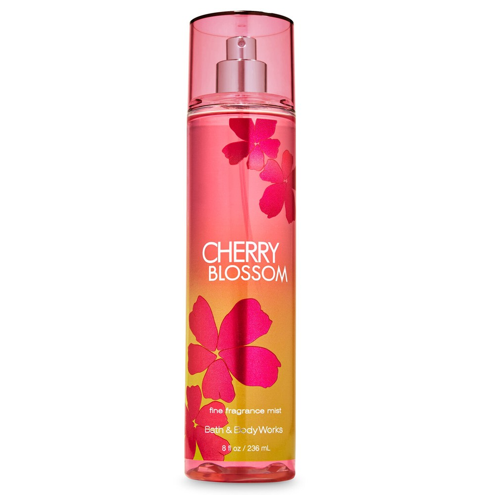 Bath and Body Works Cherry Blossom Fine Fragrance Mist