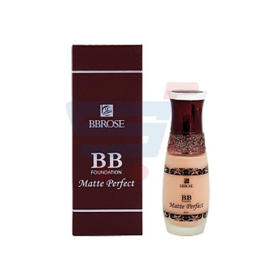 BB Foundation Matte Perfect BBRose Clr 02,30ML