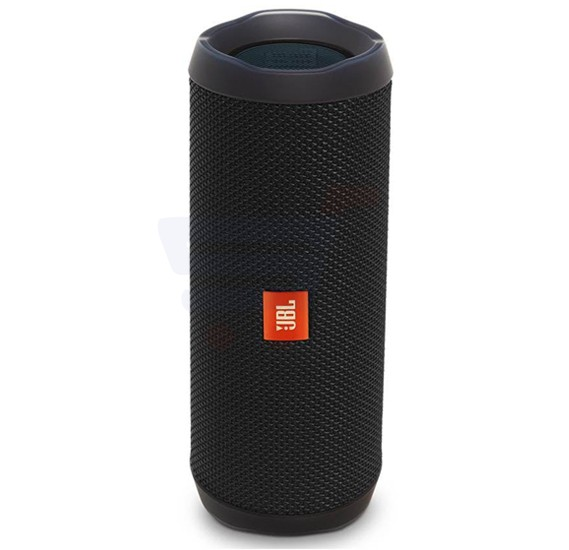 JBL Flip 4 Portable Wireless Speaker - Black