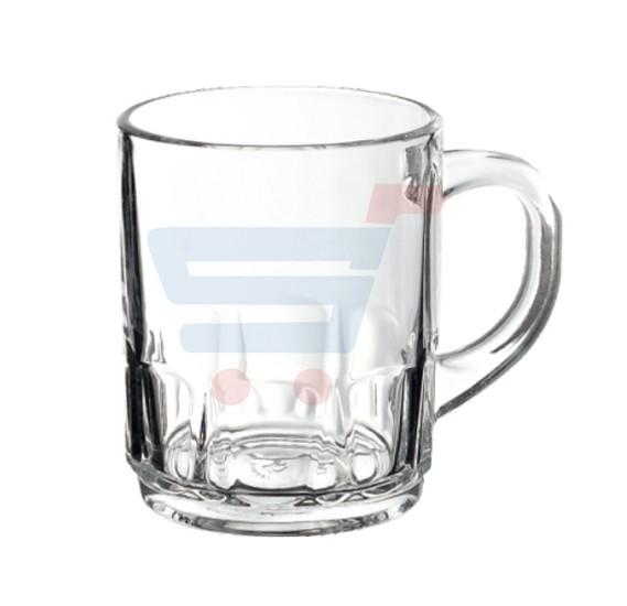 Royalford 3 Pcs Glass Mug With Handle - RF6780