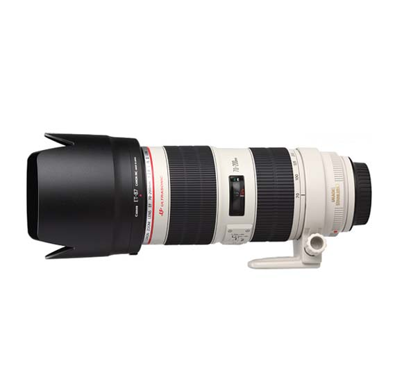 Canon EF 70-200mm F2.8L IS II,DSLR Cameras,USM Telephoto Zoom Lens for Canon