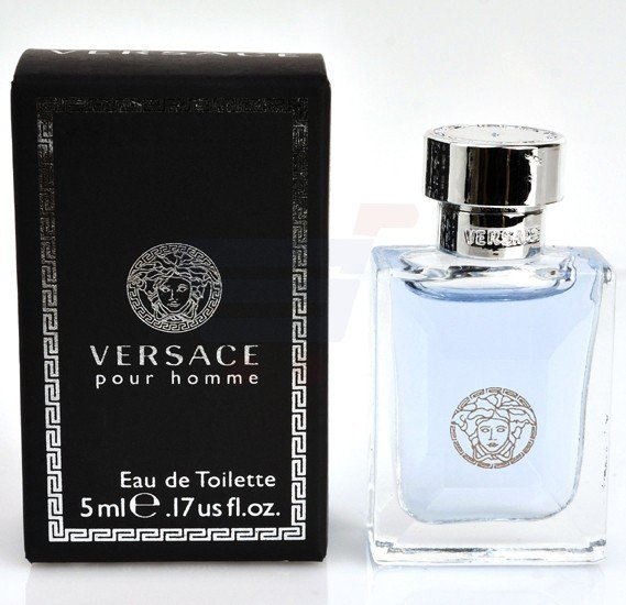 Versace Pour Homme EDT Miniature 5ml For Men