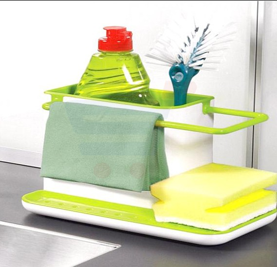 Kitchen Sink Organizer Shelf