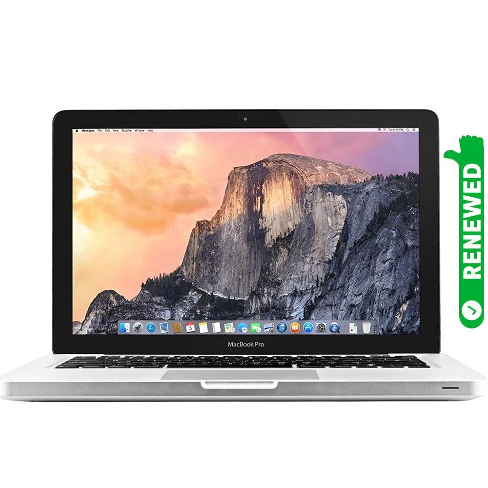 Apple MacBook Pro MD313LL/A Laptop 13.3 Inch Display Intel Core i5 2.29 GHz Processor 4GB RAM 500GB Storage Integrated Graphics, Renewed- S