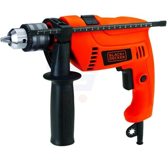 Black & Decker 650W 13mm Hammer Drill