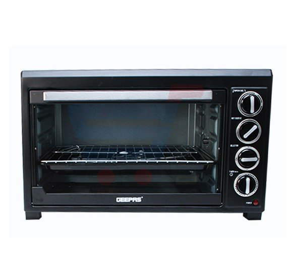Geepas Electric Oven With Rotisserie, GO4451