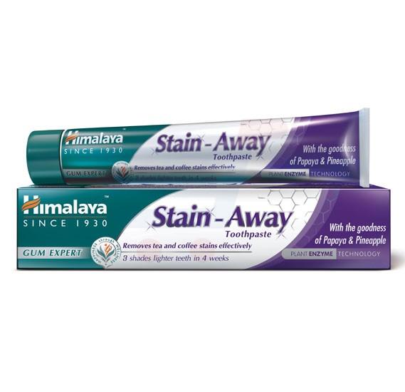 Himalaya Stain Away Toothpaste 100 ML - NHO0051