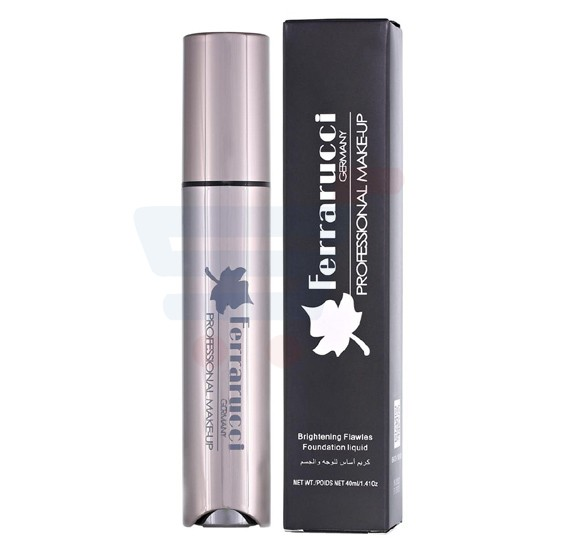 Ferrarucci Brightening Flawless Foundation Liquid 40ml, F04