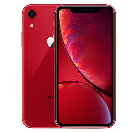 Apple iPhone XR Dual SIM 128GB 3GB RAM 4G LTE- Red