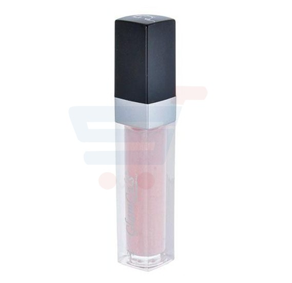 GlamGals Glossy Lipgloss Pink 0.24oz - LIG01