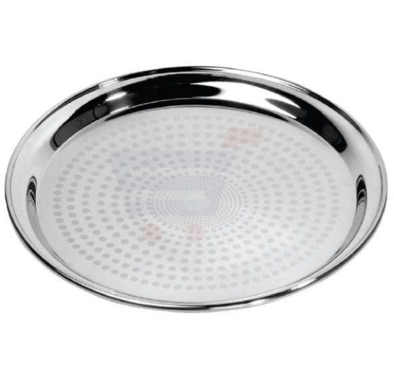Royalford Stainless Steel Group Round Tray 24 Inch Rf5346 Dubai Uae Ouree Com 26712