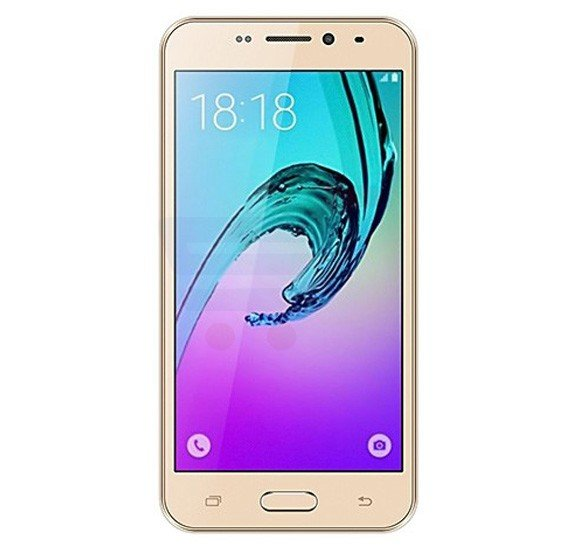Dok D205 3G Smartphone, 5 Inch, Android OS, 1GB RAM, 8GB Storage, Dual SIM, Dual Camera - Gold