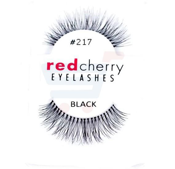 Red Cherry Eyelashes No-217