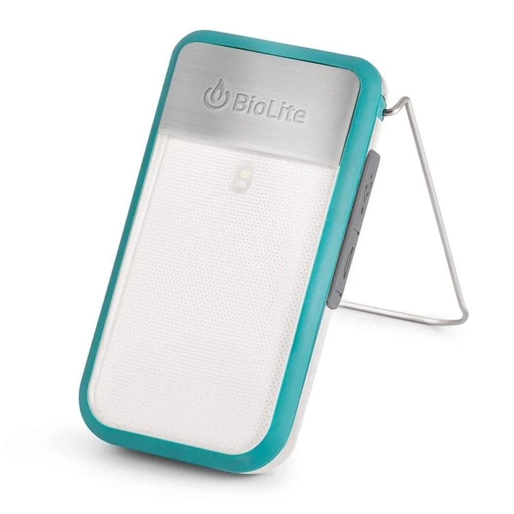 BioLite Power Light Mini Wearable Light and Power Bank, Teal
