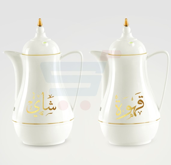 RoyalFord Laila 2PC Flask 1Ltr - RF8622