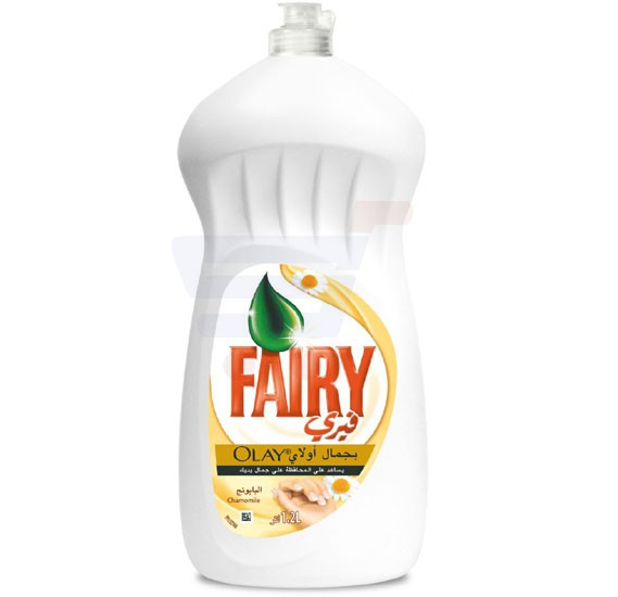 Fairy Chamomile Olay Dish Washing Liquid 1.2L