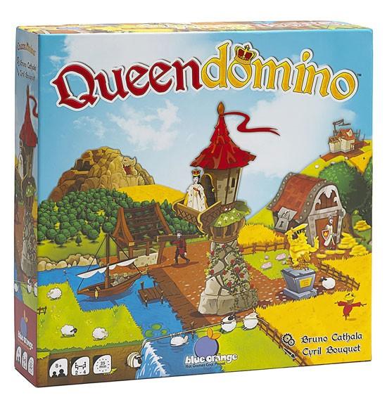 Buy Blue Orange Games Queendomino Board Game Online Dubai Uae Ourshopee Com Ov3024