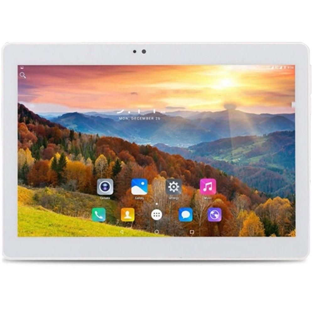 G-Touch G 010 10.1 inch 4GB RAM 32 GB Storage 4G Dual SIM Smart Tablet-Silver