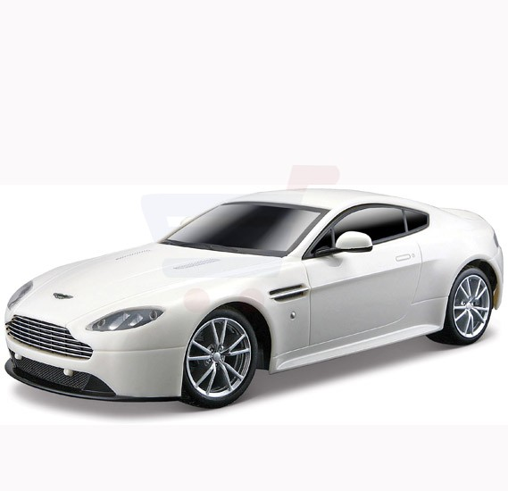 Maisto Tech R/C 1:24 Aston Martin Vantage S without Batteries White - 81067