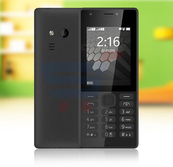 U2 216 Mobile Phone, 1.77 Inch QVGA Display, Dual Sim, Camera- Black