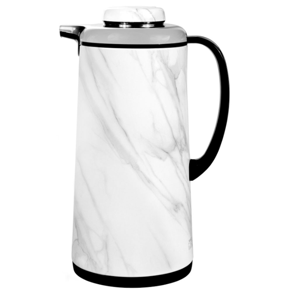 Royalford RF9591 1.0 L Double wall Marble Vacuum Flask