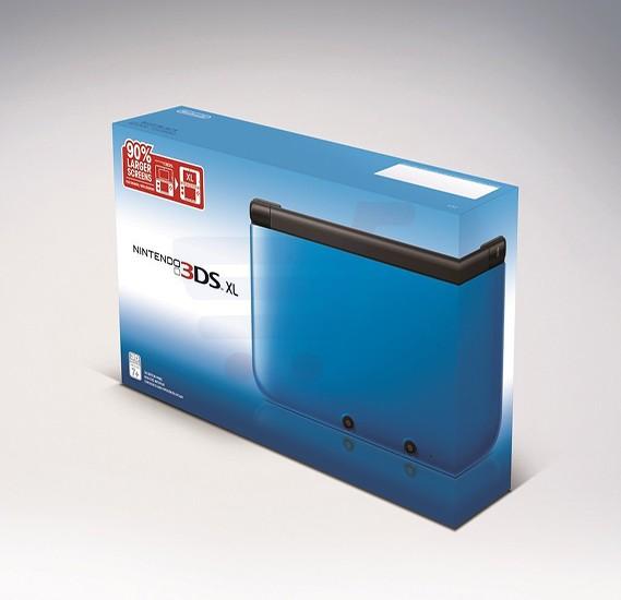 Nintendo 3DS XL - Blue
