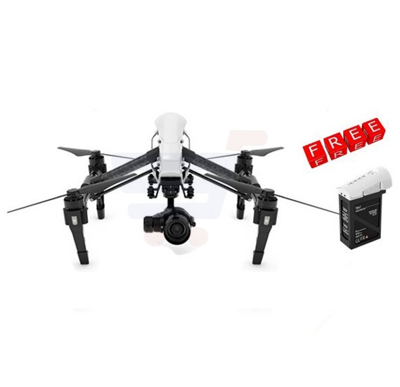 DJI Inspire 1 Pro with 4K Drone Camera - Inspire Series 1 Pro