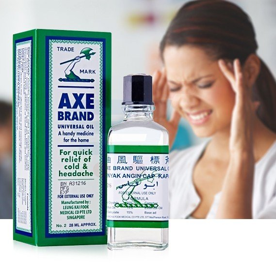 Axe Brand Universal Oil 28ml