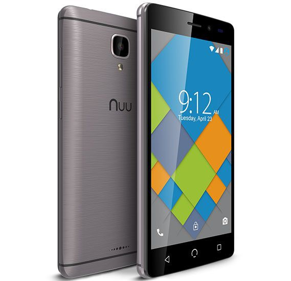 Nuu Android  Smart Phone A4L