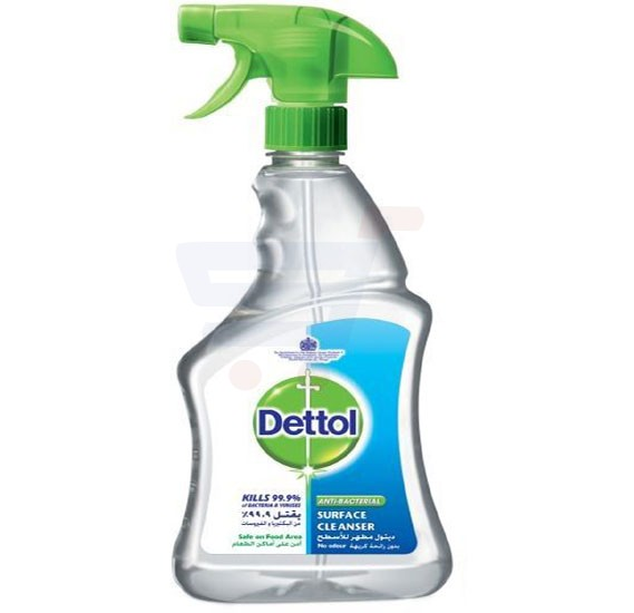 Dettol Surface Cleanser with Trigger Spray 500 ml