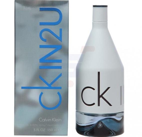 Calvin Klein In2U EDT 150ml For Men