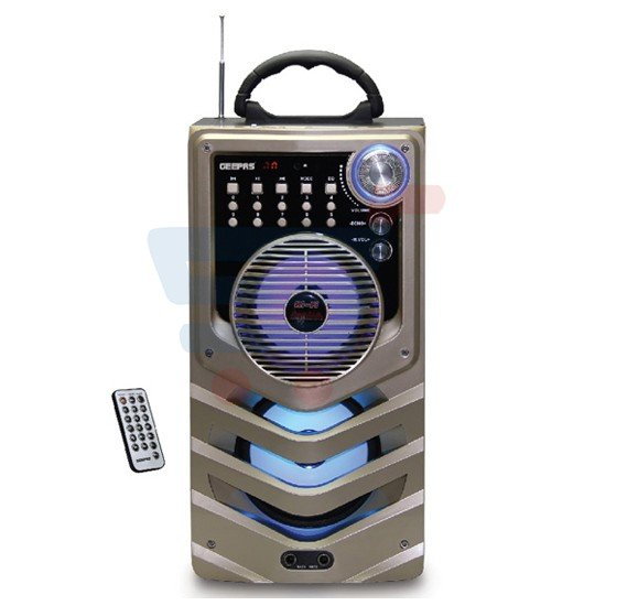 Geepas Rechargeable Portable Speaker-GMS8508