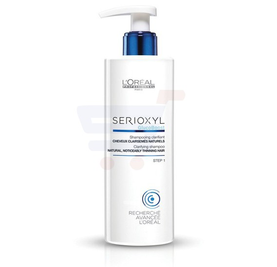 Loreal Serioxyl Shampoo For Natural Thinning Hair 250ML