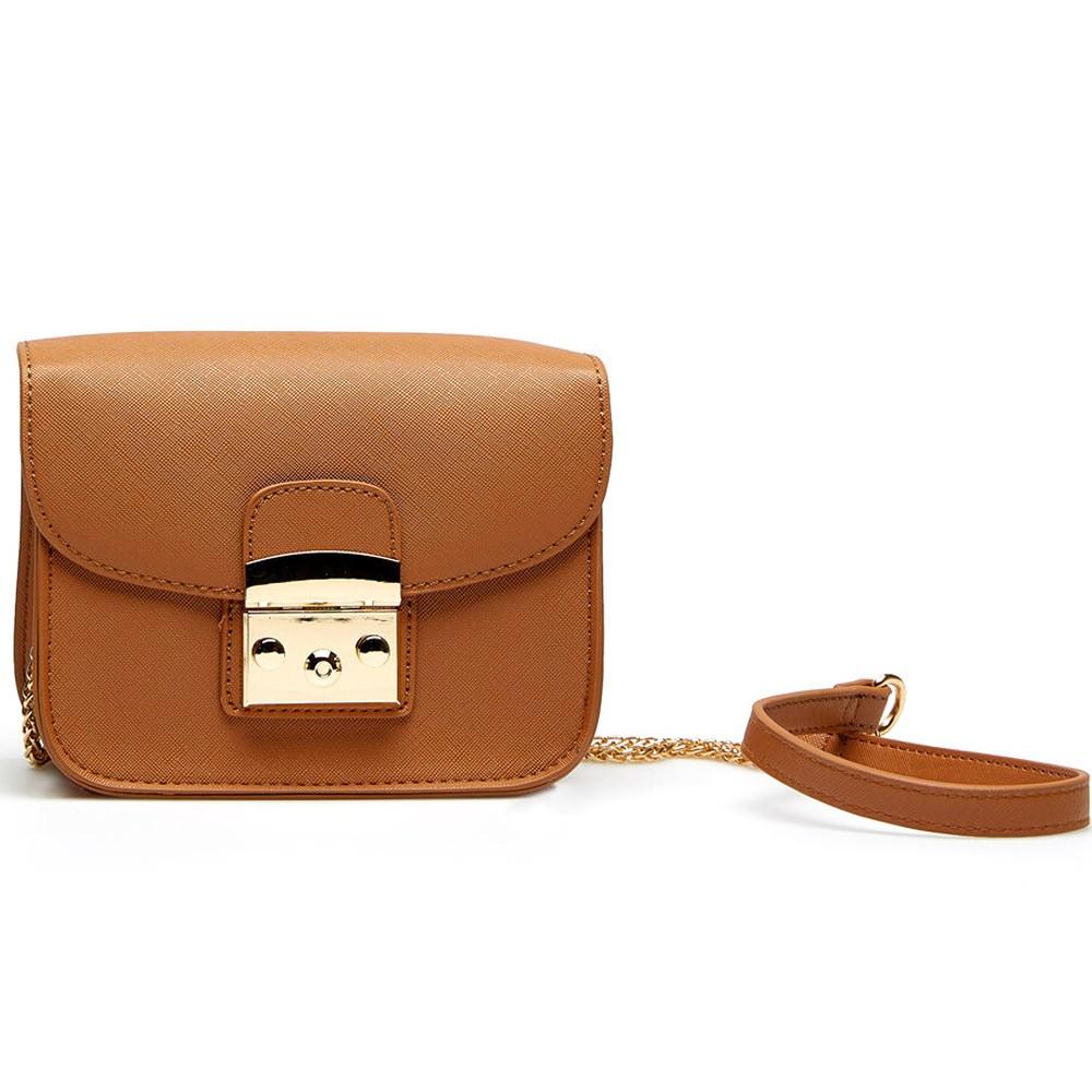 Springfield Fashion Womens Bag, Color Light Brown