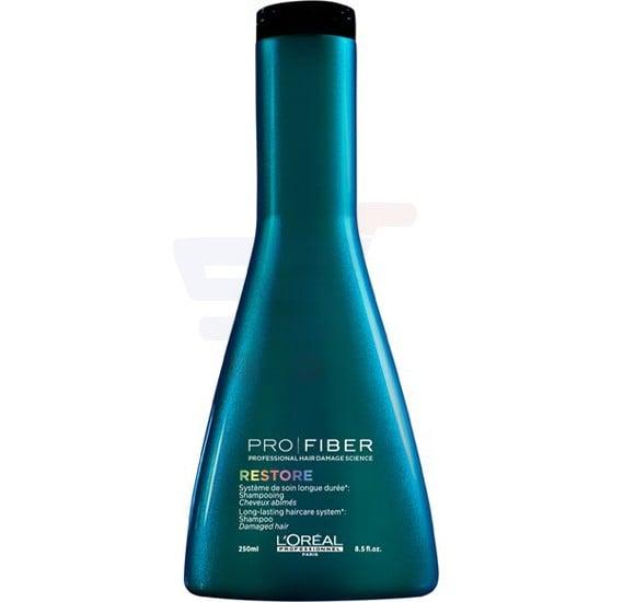 Loreal Pro Fiber Restore Shampoo 250ML