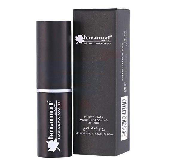 Ferrarucci Moistening and Moisture Locking Lipstick 8g, FLS12