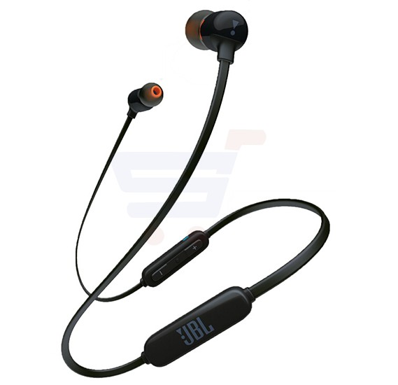 JBL In-Ear Headphone T110BT-Black