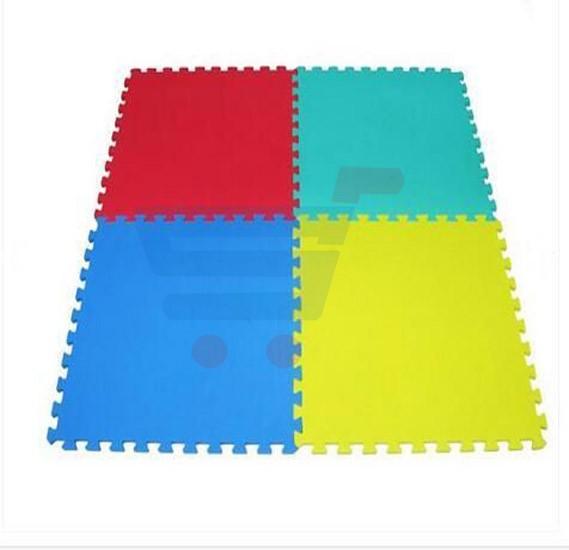 Puzzle Foam Mat Set of 4 Piece 60x60x1cm