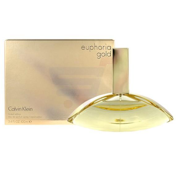 Calvin Klein Euphoria Gold Limited Edition EDP 100ml For Women