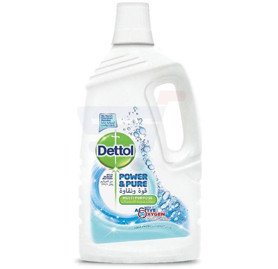 Dettol Power and Pure Aqua Fresh Multi-Purpose Cleaner 750ml