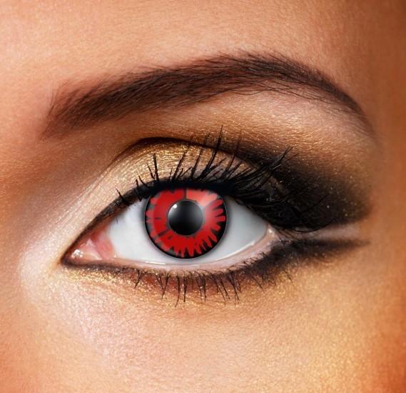 Volturi Halloween Eye Contact Lense
