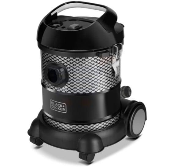 Black & Decker 2000W 20L Dry Drum Vacuum Cleaner, BV2000-B5
