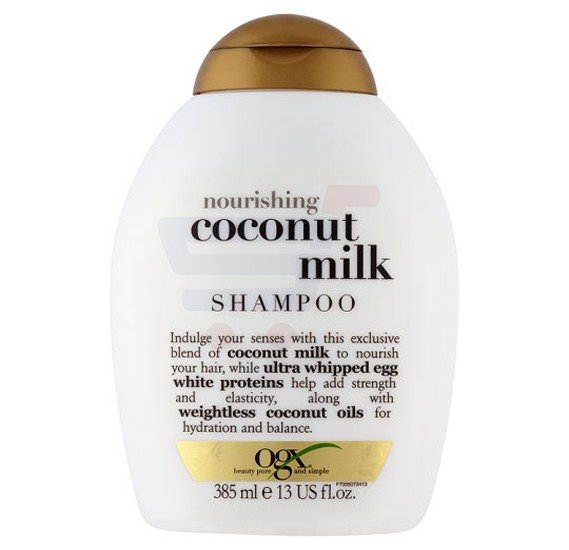 OGX Coconut Milk Shampoo 385ML