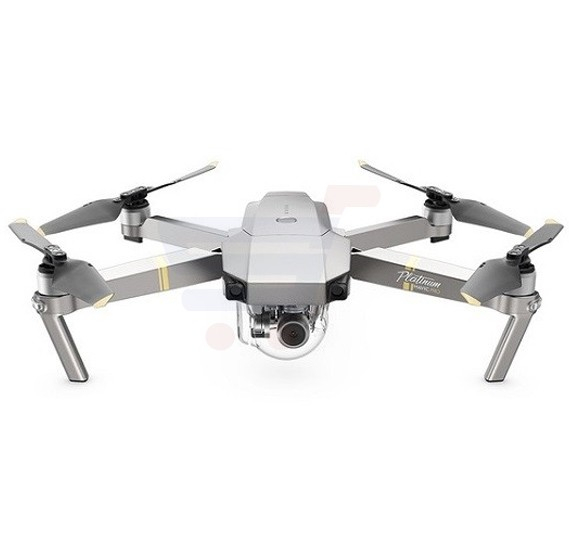 DJI Mavic Pro Platinum with 4K Drone Camera - Mavic Series Pro