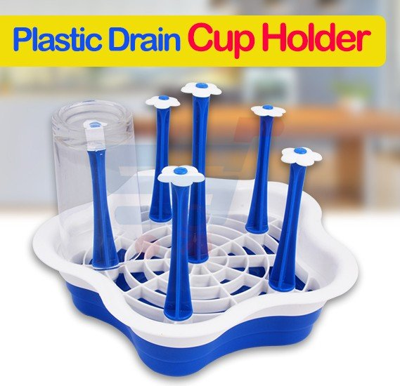 Good Quality Plastic Drain Cup Holder- 386